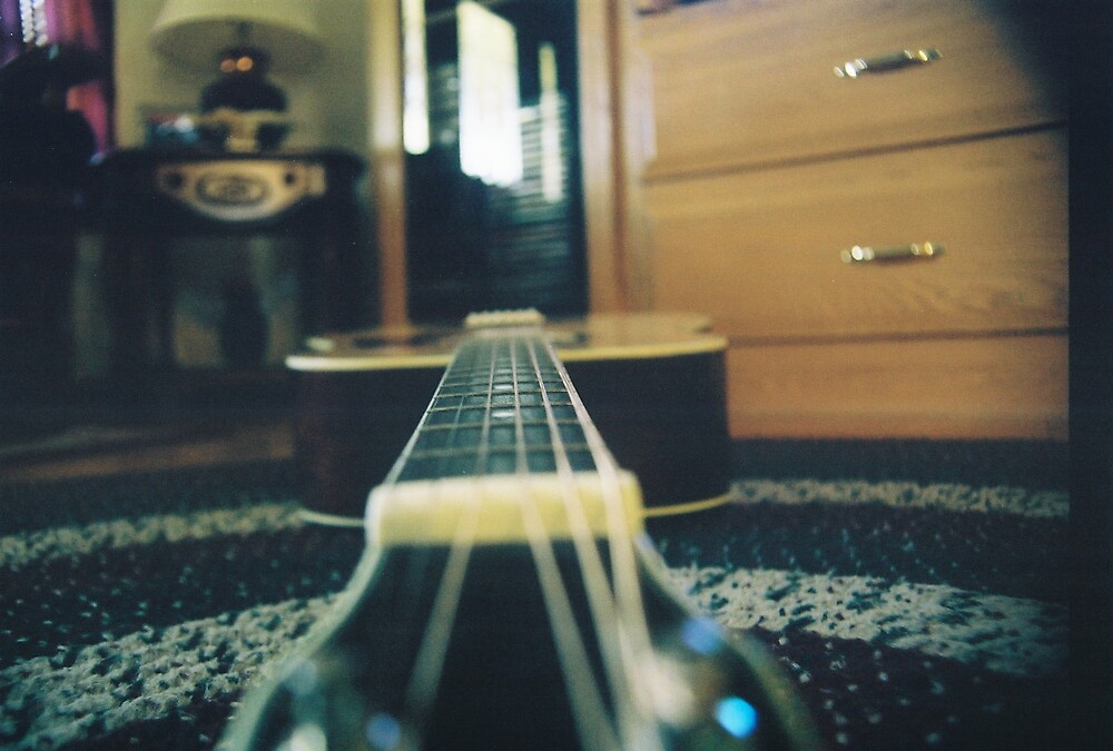A Fretboard Journey by mordecai