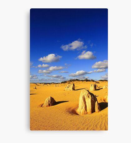 Pinnacles - Western Australia  Canvas Print