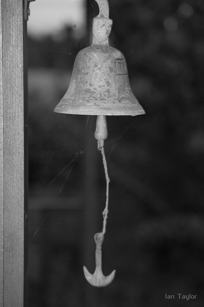 the bell that nobody hears by Ian  Taylor