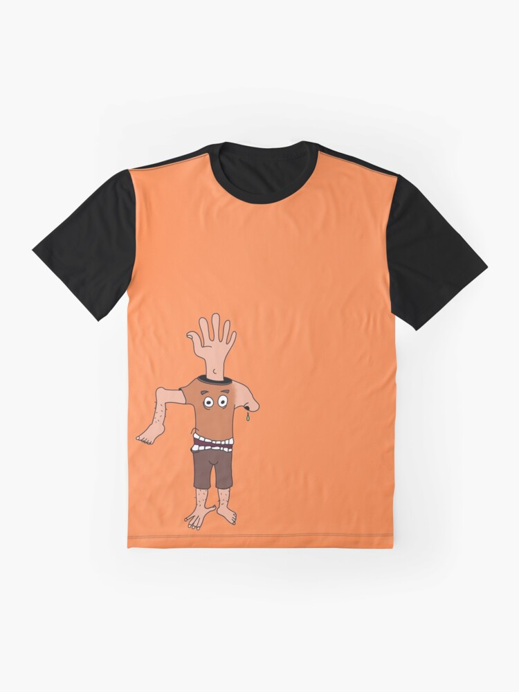 Alternate view of Mixed Up Graphic T-Shirt