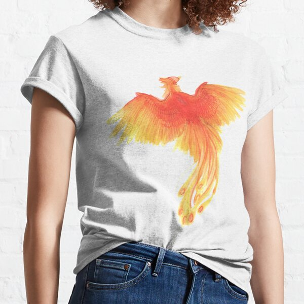 Rising From The Ashes Classic T-Shirt
