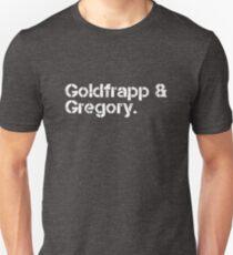 Goldfrapp [line-up] Unisex T-Shirt