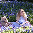 Reading to Bear by EmmaLeigh
