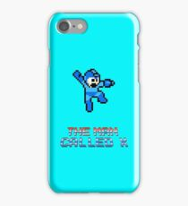 The Man Called X iPhone Case/Skin