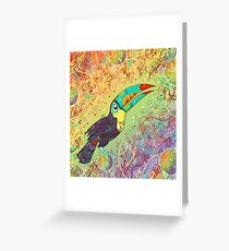 Toucan Can Do it! Greeting Card