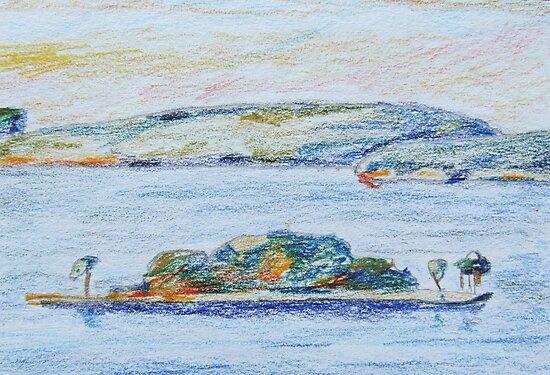 Clarke Island 5 by John Douglas