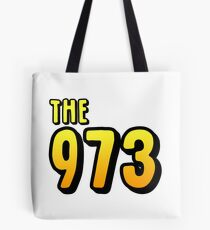 The 973 (yellow) Tote Bag