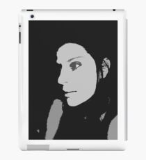 beauty b iPad Case/Skin