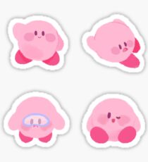 Kirby Collection Sticker