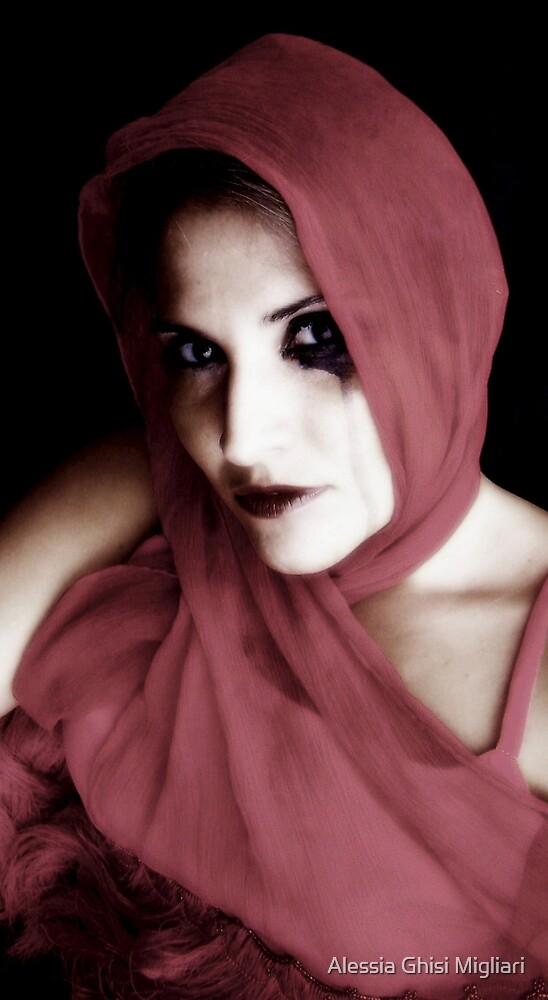 See me - See me, deeply (Vedimi - Vedi me, veramente) III by Alessia Ghisi Migliari