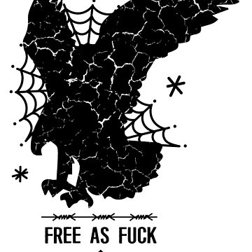 FREE AS FUCK BLACK by stoln