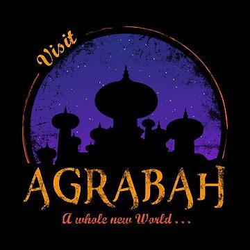 Visit Agrabah by Soulkr