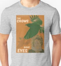 The Crows Have Eyes Movie Poster  Unisex T-Shirt