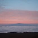 Mountain in the Clouds by John Leeman