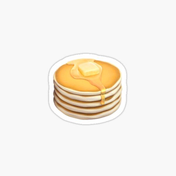 Pancakes Emoji Sticker