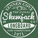 Skewjack Stamp by SKEWJACK