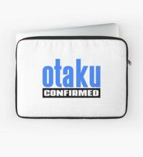Otaku Confirmed (Blue / Black) Laptop Sleeve