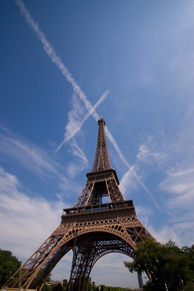 Eiffel Tower by Craig Goldsmith