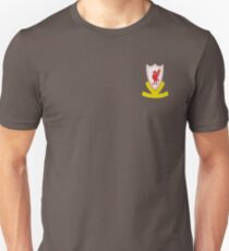 Minimalist Liverpool Badge Unisex T-Shirt