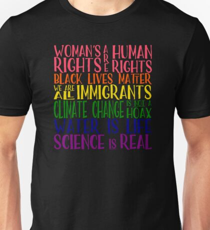 Political Protest - United we are stronger Unisex T-Shirt