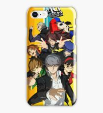 Persona 4 Golden iPhone Case/Skin