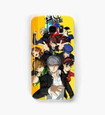 Persona 4 Golden Samsung Galaxy Case/Skin