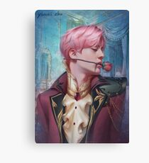 BTS Prince Set - Jin Canvas Print