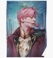 BTS Prince Set - Jin Poster