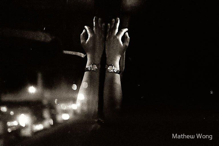 doppelganger by Mathew Wong