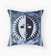 Tarot Card Throw Pillow