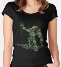 Mortal Kombat Fatality Women's Fitted Scoop T-Shirt