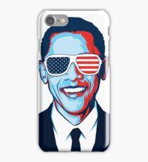 Cool Obama iPhone Case/Skin