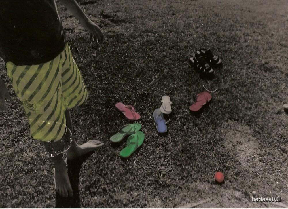 thongs by badass101
