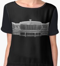 Cadillac Grille Chiffon Top