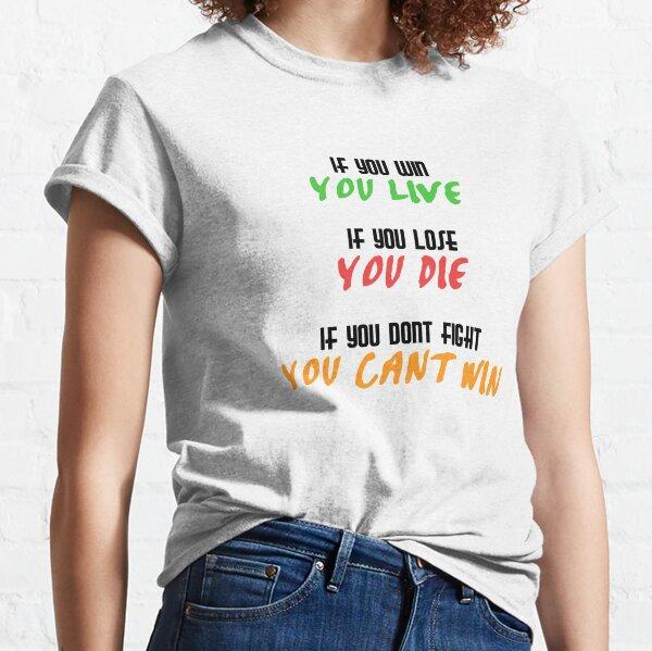 Eren Jaeger Quote Classic T-Shirt