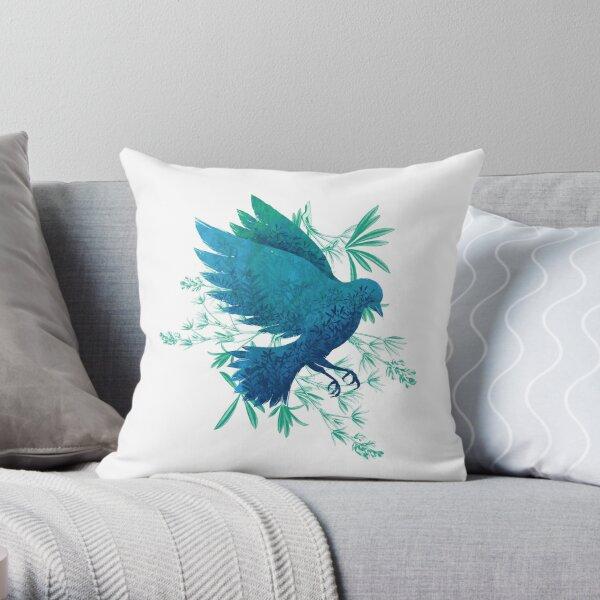 Birdy Bird Throw Pillow