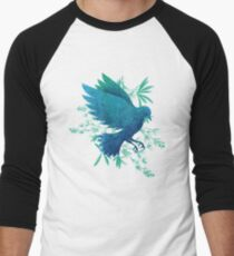 Birdy Bird Men's Baseball ¾ T-Shirt