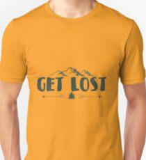 Get Lost Unisex T-Shirt