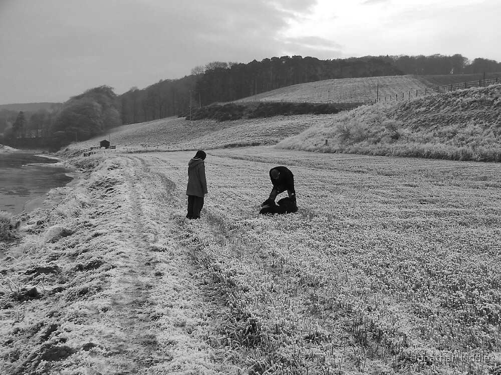 Winter Walking by Jonathan Liddle