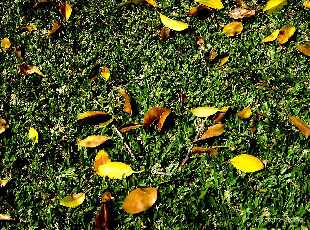 Leaves by Kirsten Harding