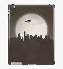 Superhero at Night iPad Case/Skin