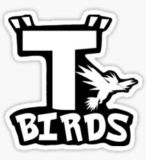 Grease T-Birds inspired Team Instinct Sticker