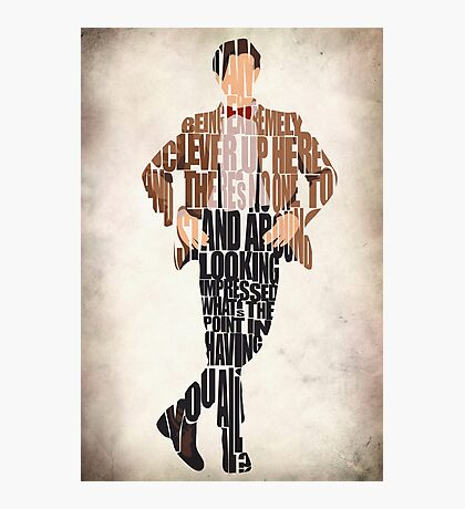Eleventh Doctor - Doctor Who Photographic Print