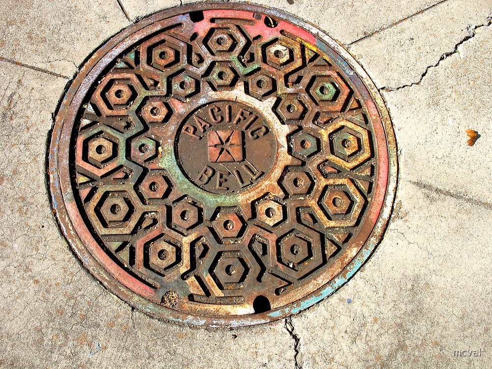Manhole Madness by mcval