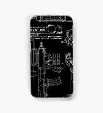 ZASTABER CZN-M22 OEM SCHEMATICS Samsung Galaxy Case/Skin