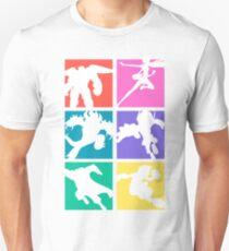Big Hero 6, colored! Unisex T-Shirt