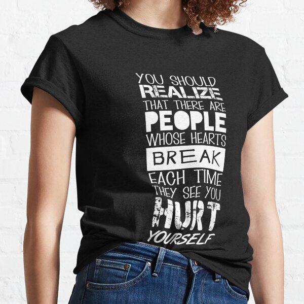 OreGairu Quote (White) Classic T-Shirt