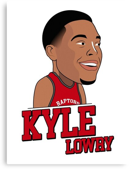 kyle lowry by petervuart
