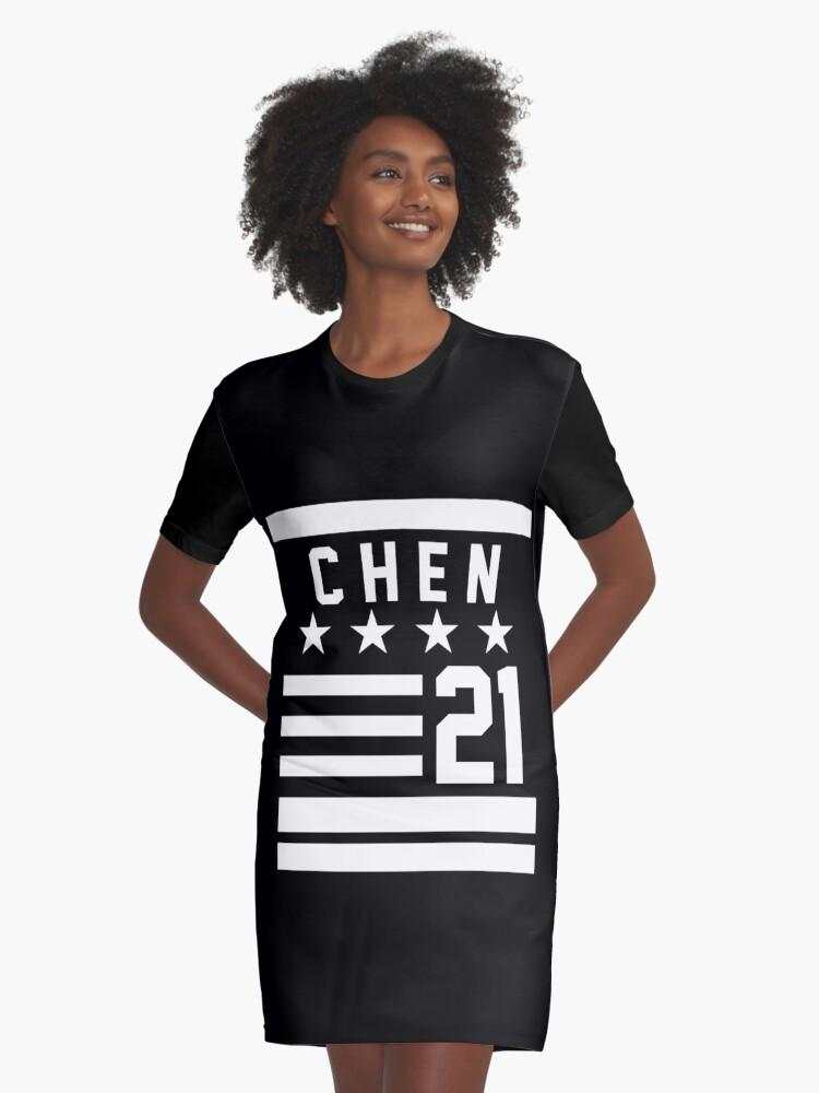 Vestido Camiseta De 21' 'chen Dexta XZkiuP