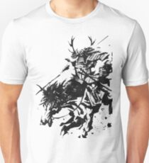 Samurai Shogun  Unisex T-Shirt